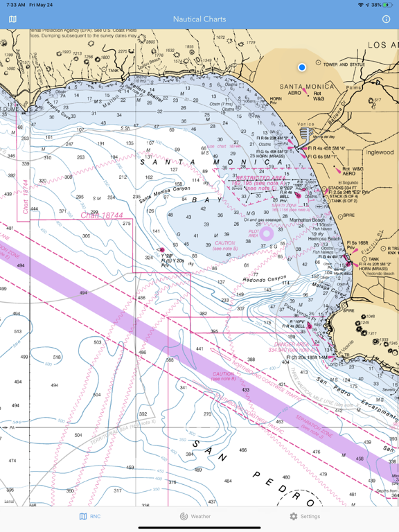 Nautical Charts & Maps screenshot 13