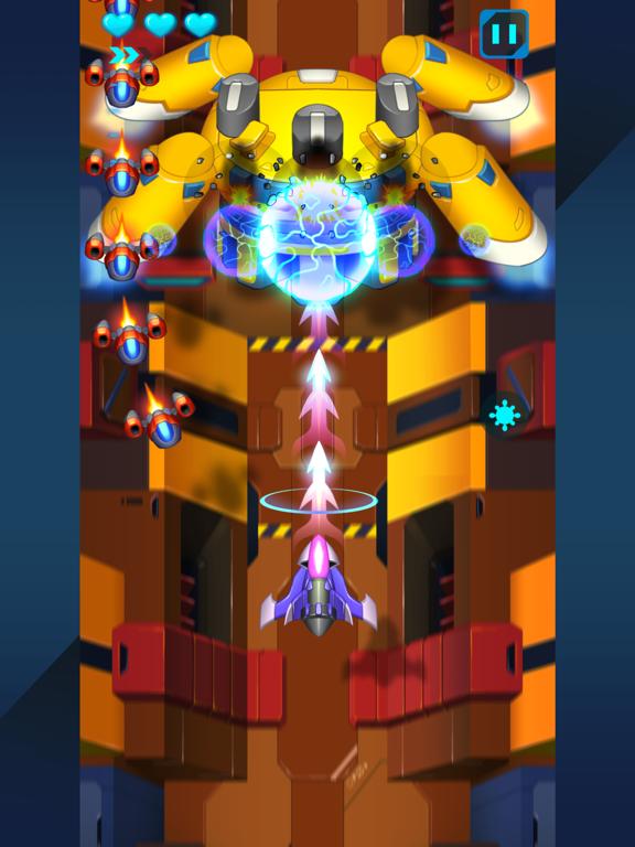 Galaxy Striker Corps(Premium) screenshot 8