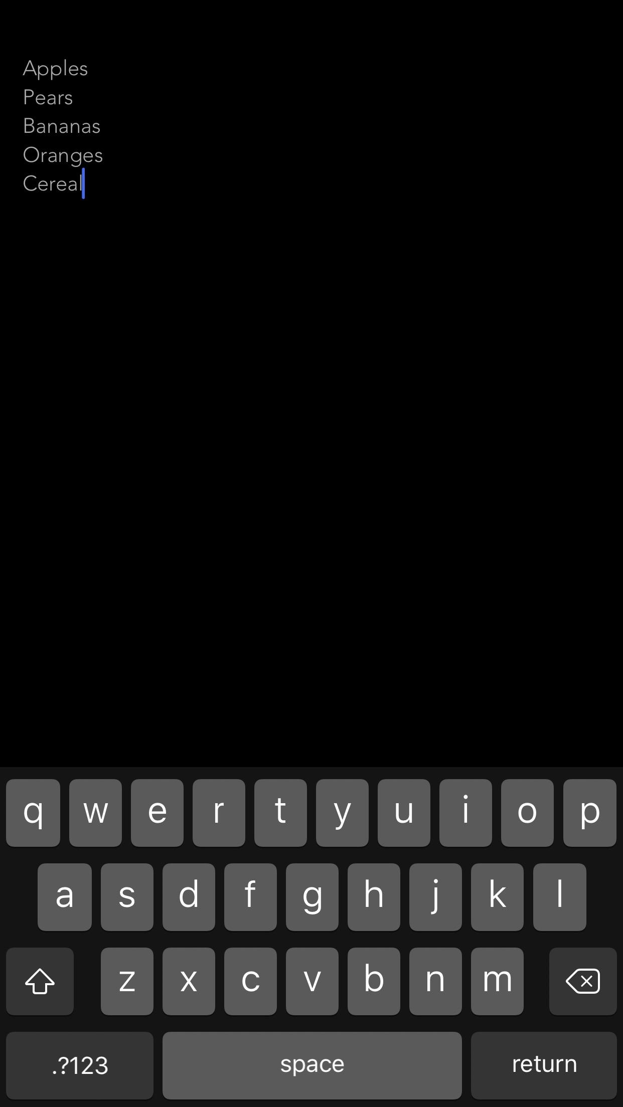 Screenshot do app Klipped