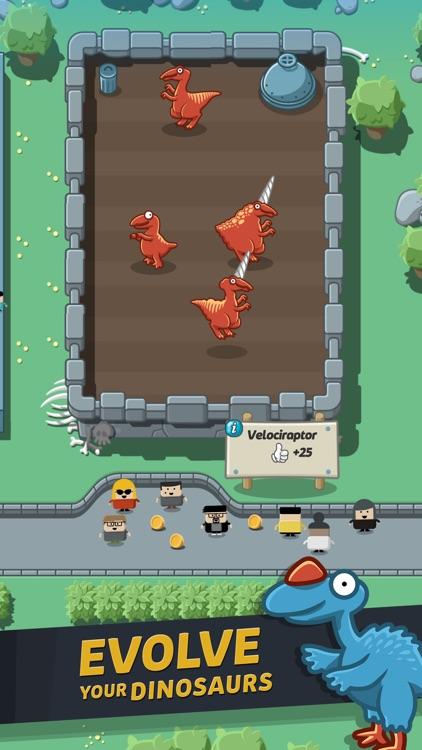 Crazy Dino Park screenshot-7