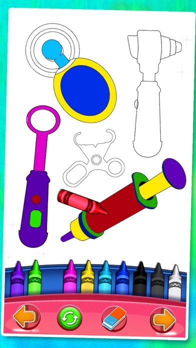 Doctor kit toys - Doctor Game screenshot 3