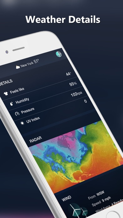 Weather - Live Weather Radar Screenshot