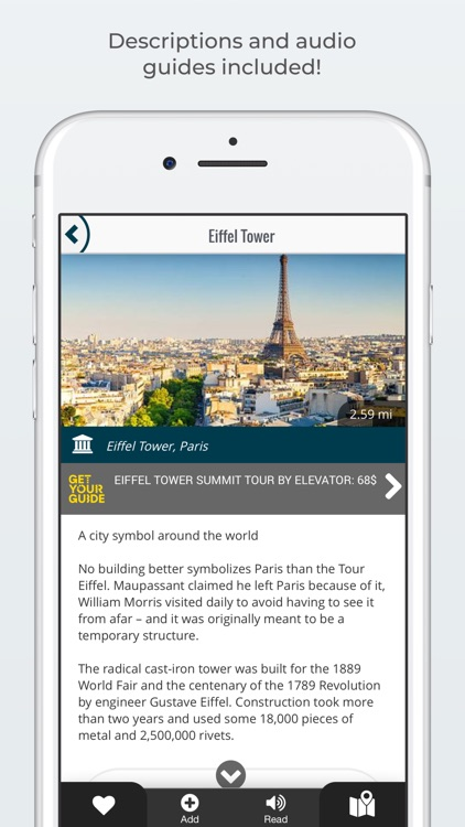 PARIS City Guide and Tours screenshot-3