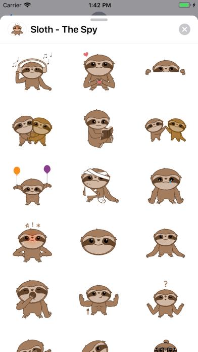 Sloth - The Spy screenshot 1
