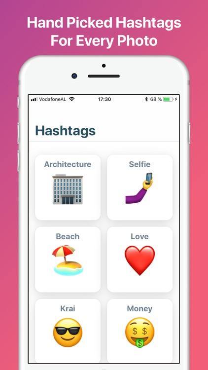 Super Hashtags For Instagram
