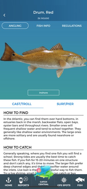 Pro Angler - Fishing App on the App Store