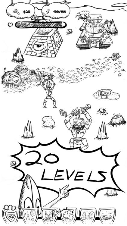 Sketch Wars: Tower Defense screenshot-7