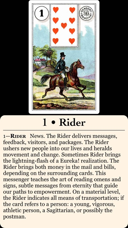 Lenormand! screenshot-3