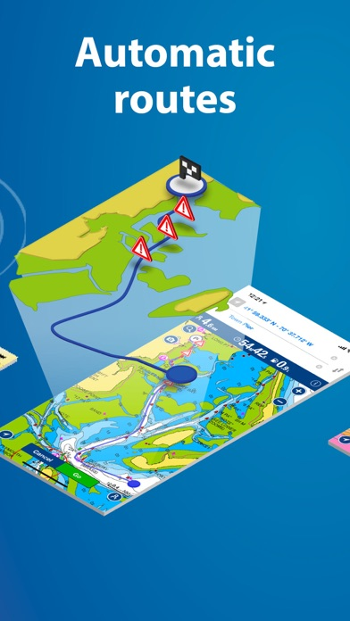 Screenshot for Boating Marine & Lakes in Japan App Store