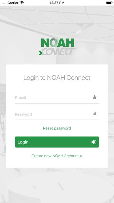 NOAH Connect screenshot one