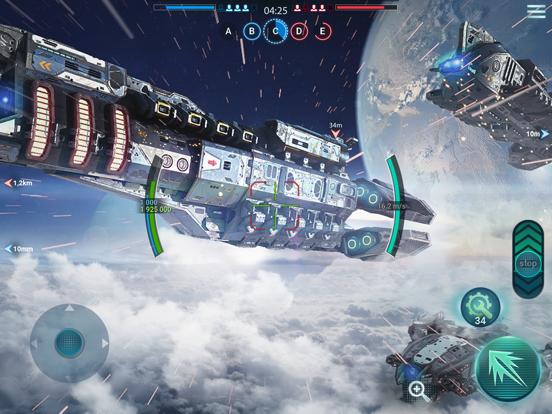 Space Armada: Galaxy Wars screenshot 13