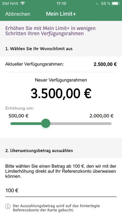 Consors Finanz Mobile BankingScreenshot von 5
