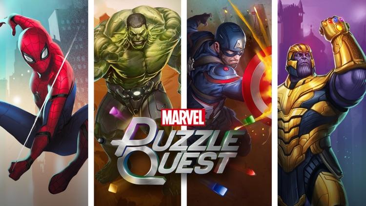 MARVEL Puzzle Quest: Hero RPG screenshot-0