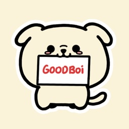 Goodboi Stickers: Aminals