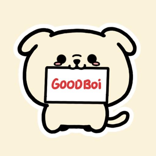 Goodboi Stickers: Aminals