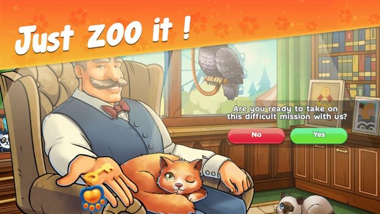 ZooCraft: Animal Family screenshot-3