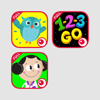 TOYA TAP: PRESCHOOL AND KINDERGARTEN FREE LEARNING PUZZLES