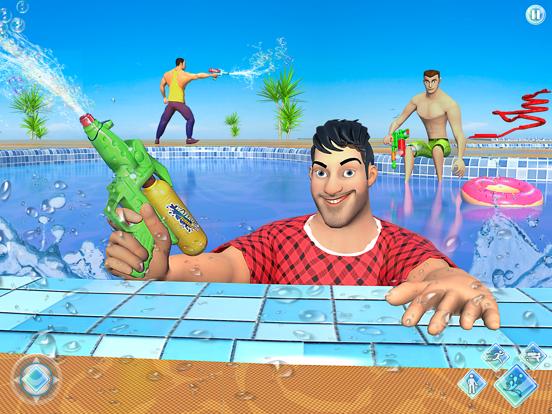 Water Shooting Nurf Battle screenshot #1