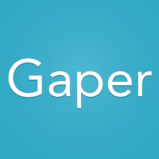 Gaper: Age Gap Chat Dating App by Yizhao Cheng