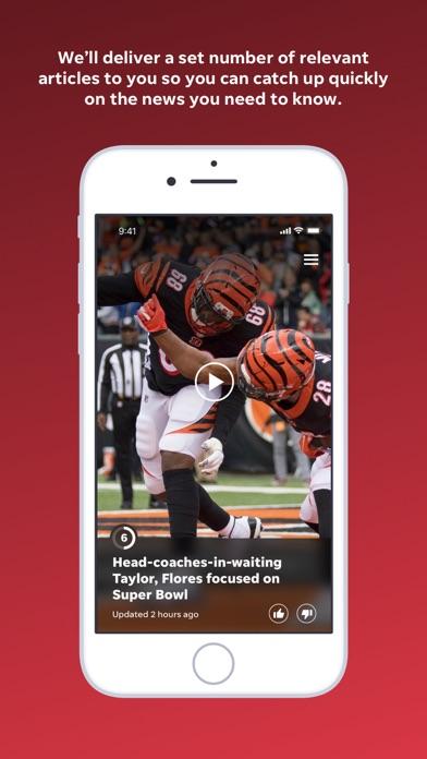 Cincy Sports Catchup Screenshot