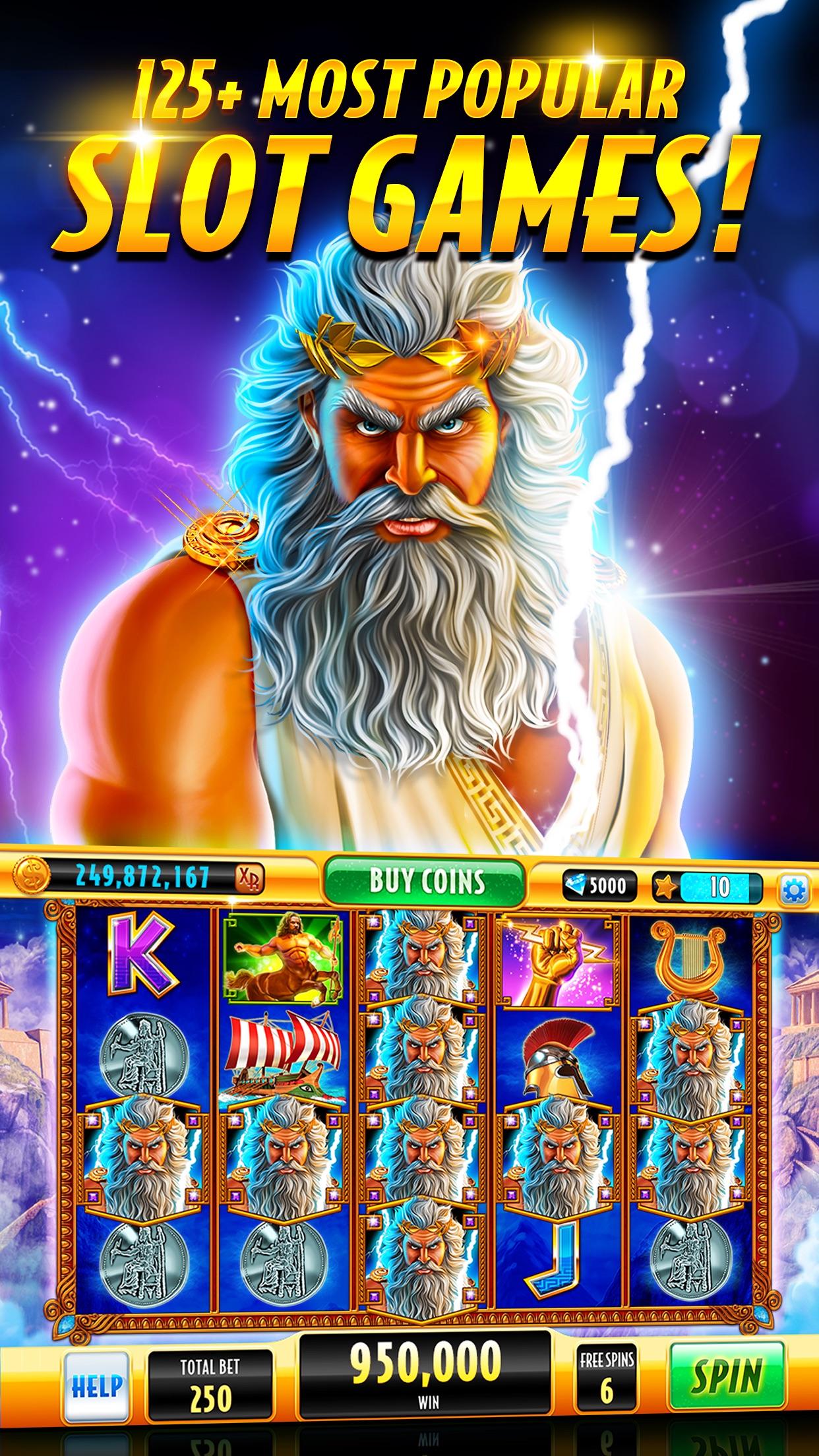 Xtreme Slots Screenshot
