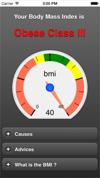 BMI Calculator Expert