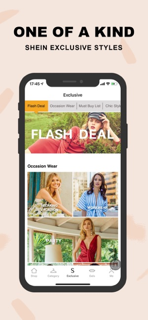 3fa24603a32 SHEIN-Fashion Shopping Online on the App Store