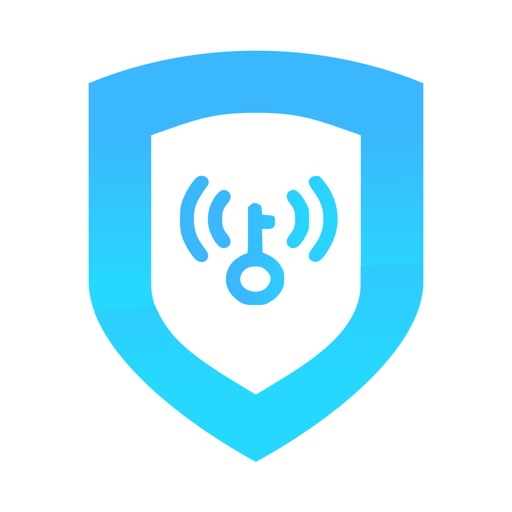 VPN for iPhone - Unlimited VPN Icon