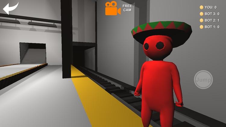GANG BEASTS MOBILE VERSION screenshot-5
