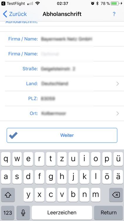 Bayka-KTG-Freimeldung screenshot-3