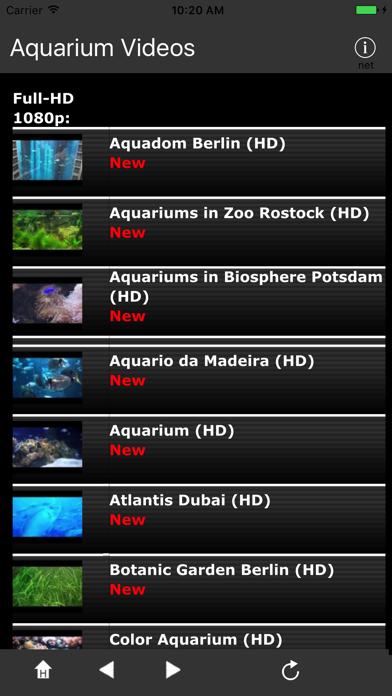 Aquarium Videosのおすすめ画像5