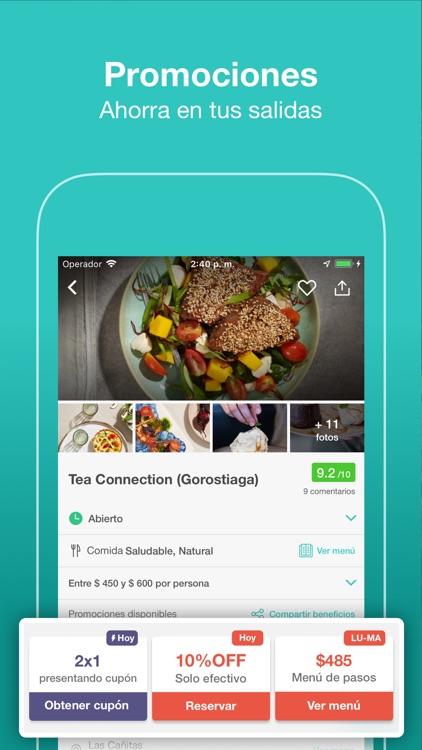 Restorando: Restaurantes Bares screenshot-4
