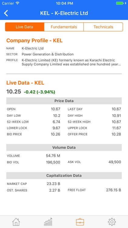 Investify Stocks PSX Pakistan screenshot-3
