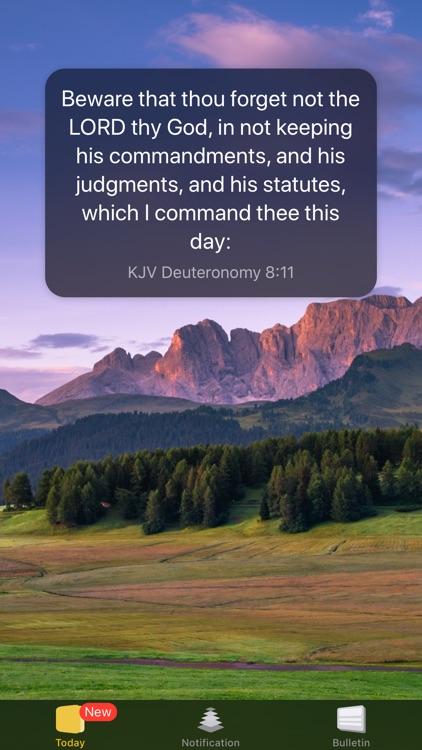 BreadVerse: Daily Bible Verse