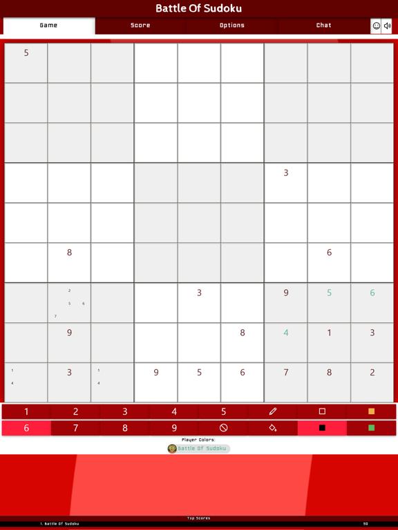 Battle Of Sudoku screenshot 14