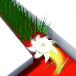 Cutting Grass – Rolly Splat