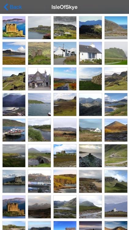 Isle Of Skye Island Map Guide screenshot-4