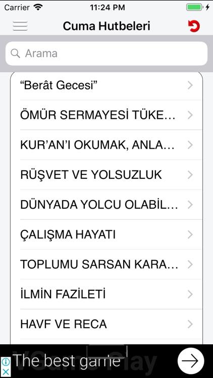 Ezan ALARMI screenshot-9
