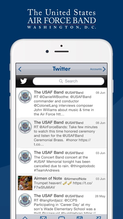 United States Air Force Band screenshot-4