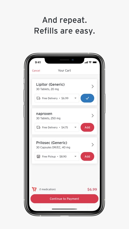 Blink Health Lowest Rx Prices screenshot-4
