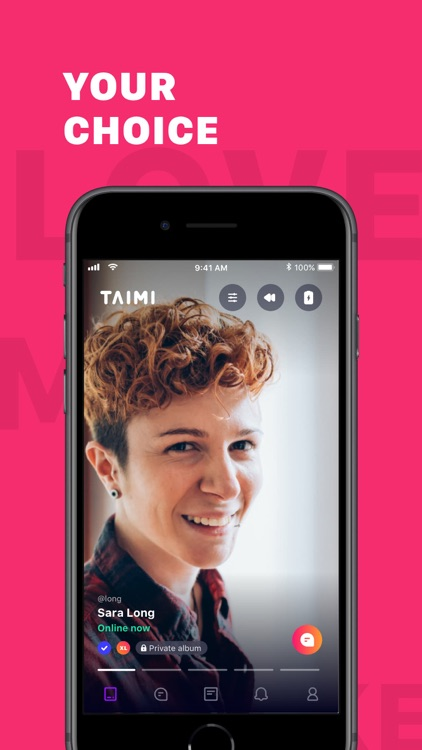 Taimi - gay dating & social app