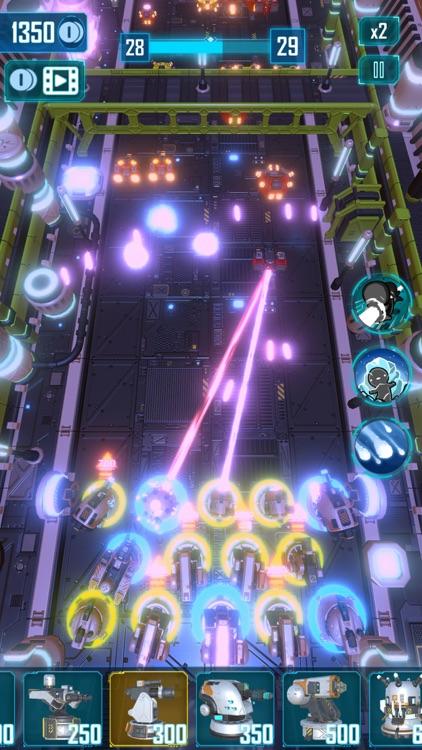 Defender War : Tower Defense screenshot-4