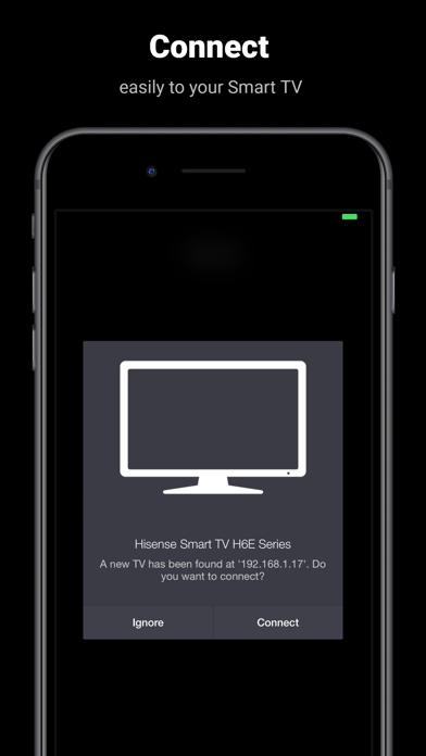iRemote for Smart TV Controls Screenshots