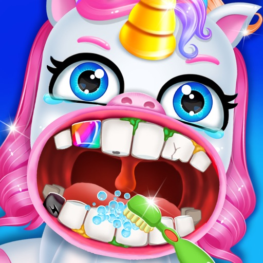 Pet Doctor Dental Care Game