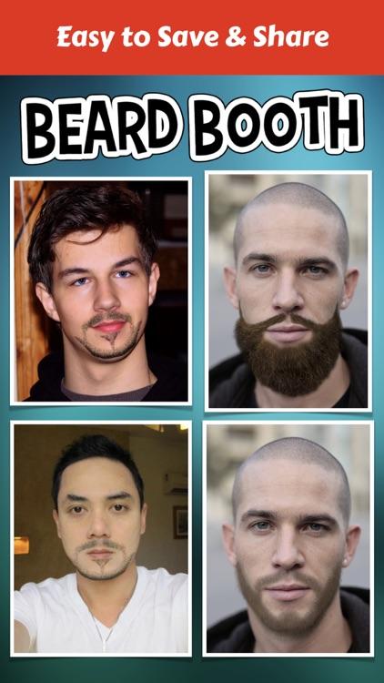 Beard Booth - Photo Editor App screenshot-4