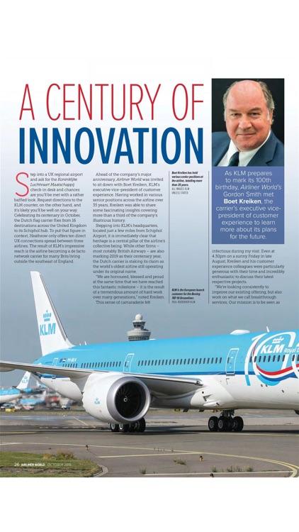 Airliner World Magazine screenshot-4