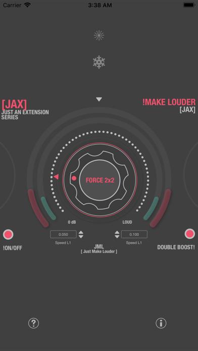JAX !Make Louder (Audio Unit)