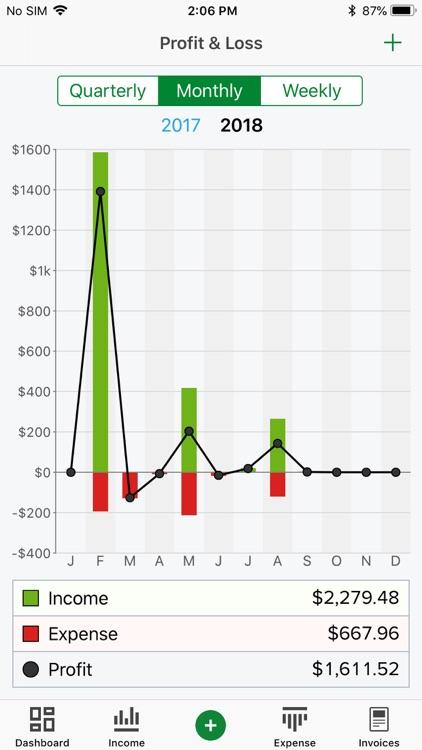 GoDaddy Bookkeeping screenshot-3