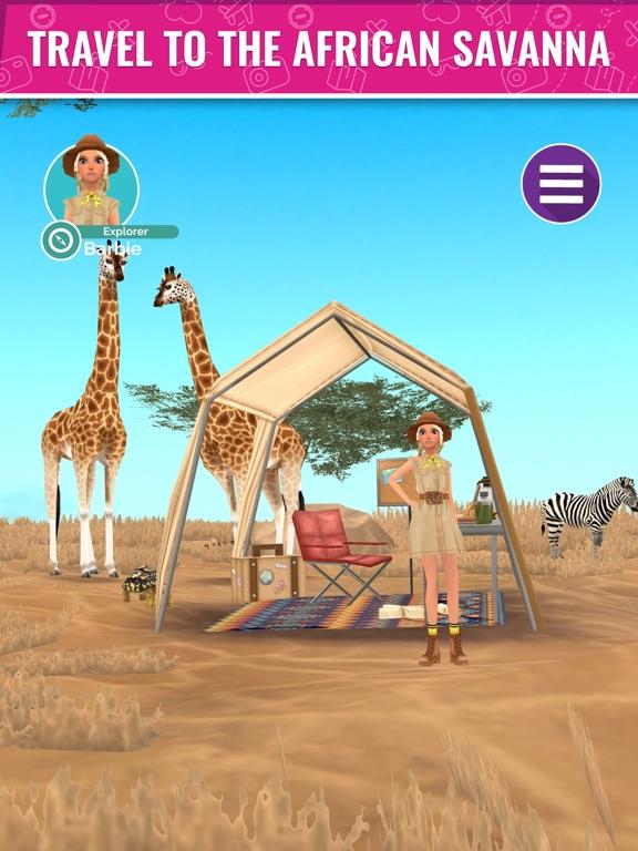 Barbie™ World Explorer screenshot 11