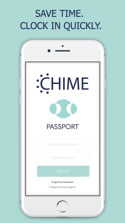 Chime Passport